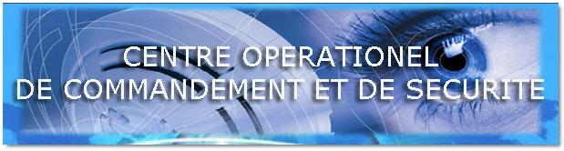 Centre opérationnel vidéo protection